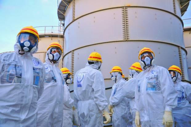 Fukushima rigetta l'acqua contaminata in mare