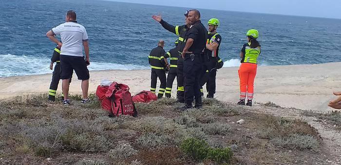 Uomo morto in Sardegna