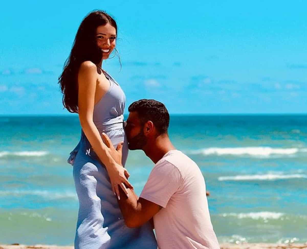 clarissa marchese incinta