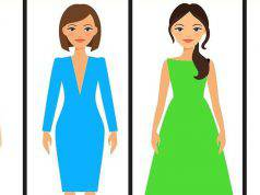 Il colore dei tuoi vestiti determina il tuo tipo di personalità
