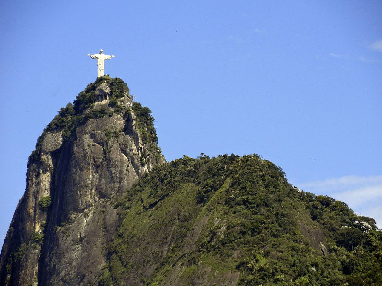 le 7 meraviglie del mondo: il cristo redentore