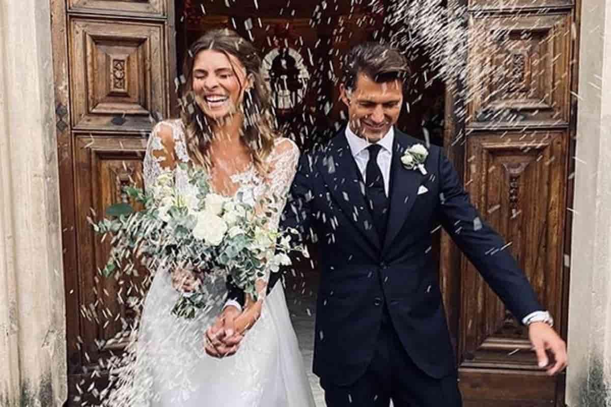 cristina chiabotto si è sposata