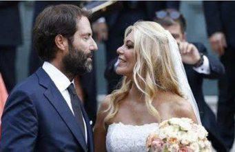 Eleonora Daniele si è sposata: le foto del matrimonio con Giulio Tassoni