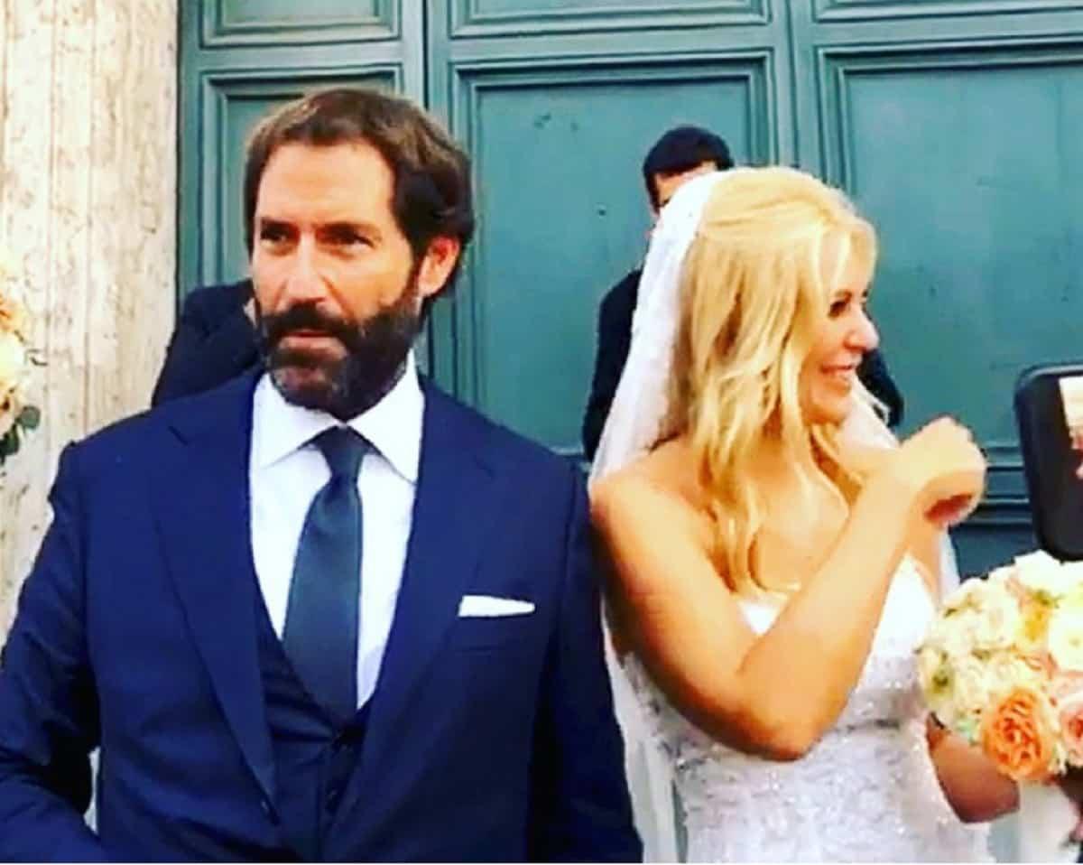 eleonora daniele e giulio tassoni si sono sposati