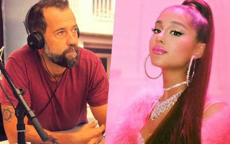 Fabio Volo attacca Ariana Grande