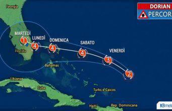Dorian ha raggiunto le Bahamas: morto un bambino di 8 anni – Video