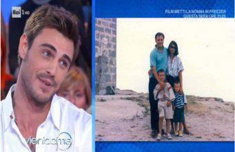 """Francesco Monte: """"la morte di mia madre un dolore che non passerà mai"""""""
