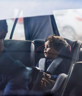 App per non dimenticare i bambini in auto