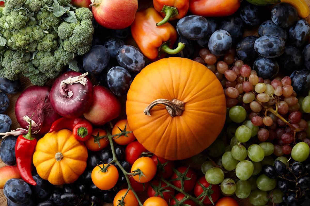 Zucca, uva, funghi ... scopri tutti i benefici dei cibi autunnali