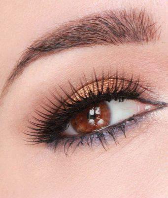 Come realizzare un trucco per occhi marroni