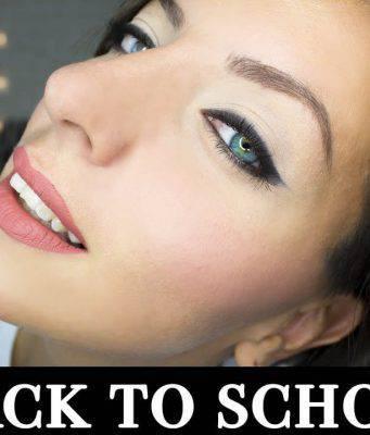 Makeup ritorno a scuola-VIDEO-