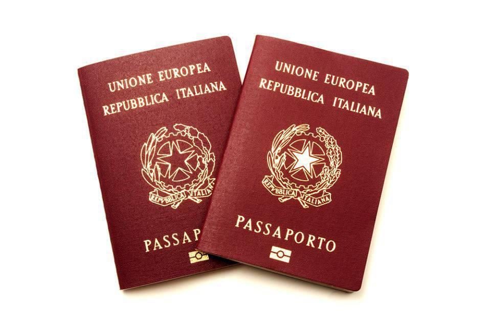 ottenere il passaporto