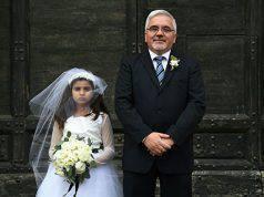 sposa bambina di Vicenza