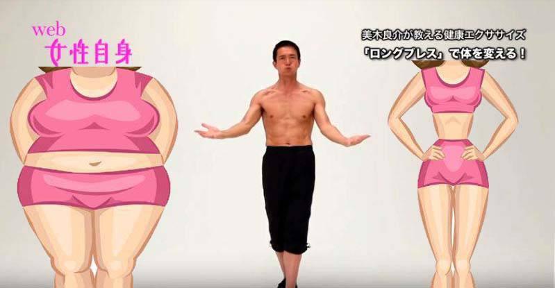 esercizi di ginnastica per perdere peso velocemente