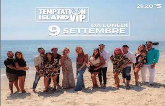 Temptation Island Vip 2019: coppie, tentatori, villaggio