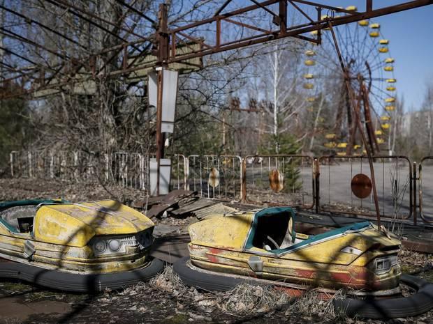 Chernobyl, Ucraina: i luoghi più pericolosi del mondo