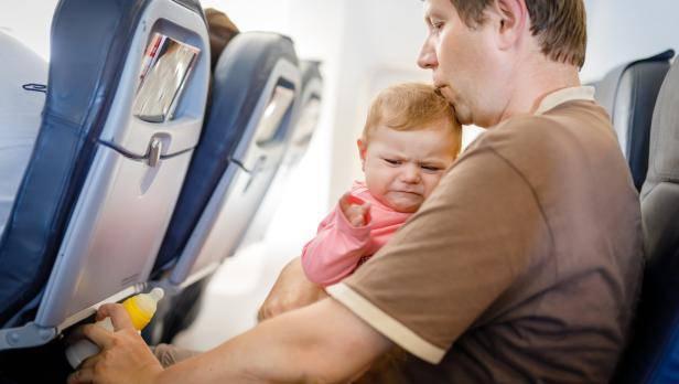 Japan airlines da la possibilità di sedersi lontano dai bambini