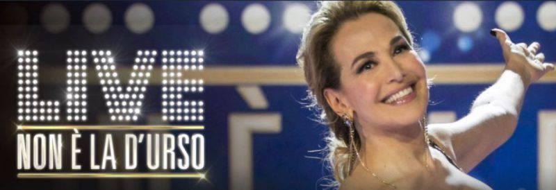 Barbara d'Urso presenta Live