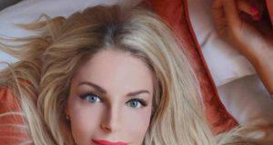 Francesca Cipriani selfie