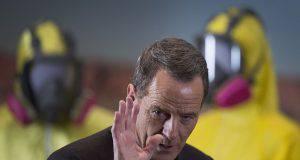 """Bryan Cranston sarà di nuovo Walter White in """"Better Call Saul"""" (Getty Images)"""