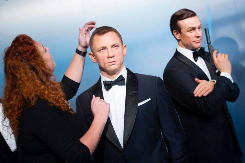 James Bond torna in sala a novembre