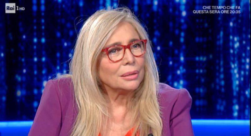 Mara Venier intervsta