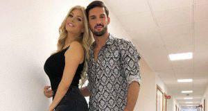 Paola Caruso e Moreno Merlo primo piano