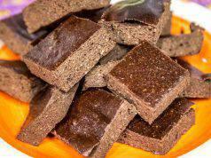 Cucina sana: brownies proteici senza zucchero-VIDEO-