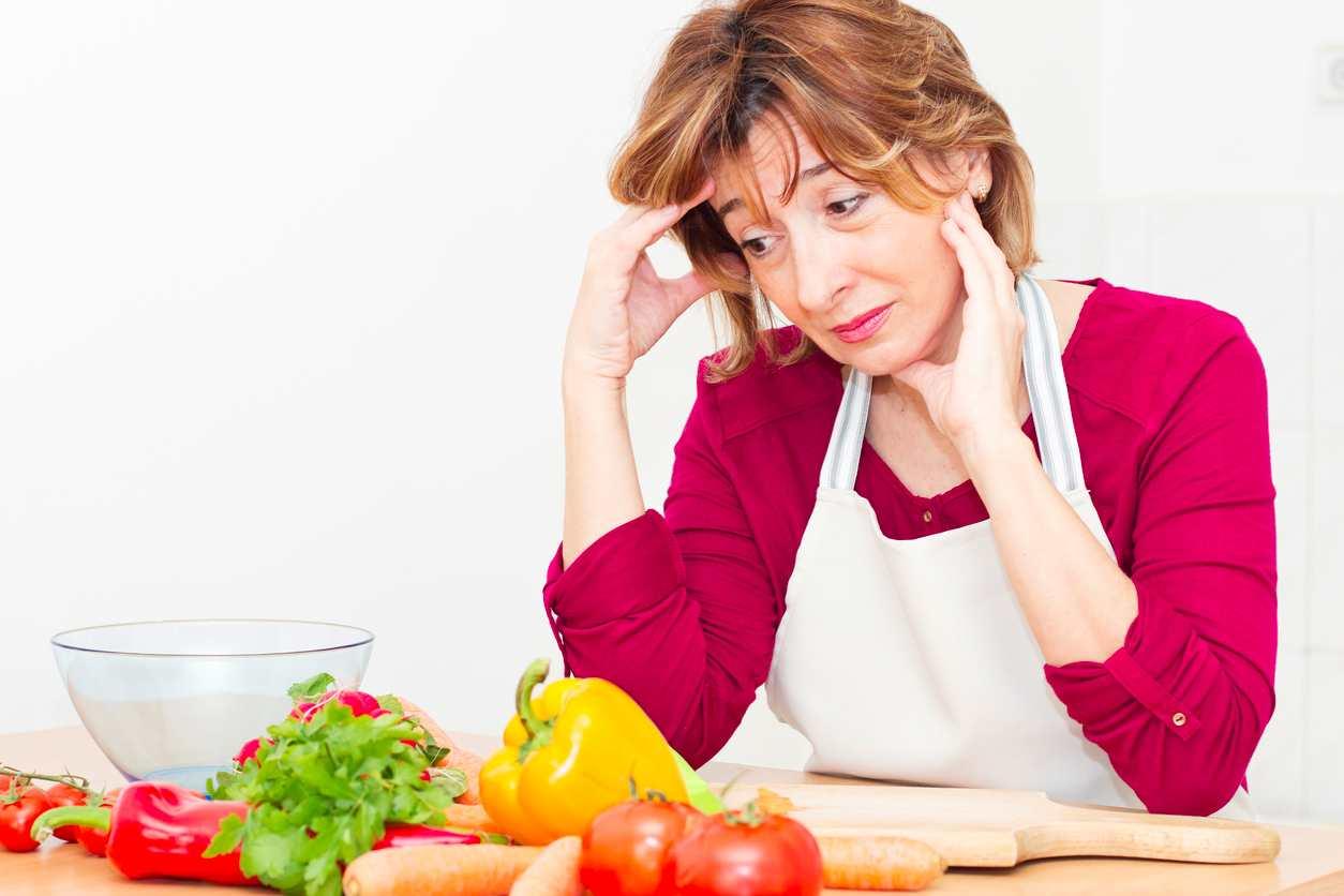 una dieta per la menopausa