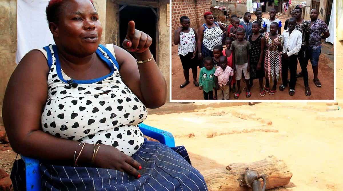 A 36 anni ha 44 figli, ecco la donna più fertile del mondo