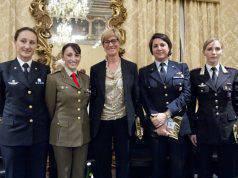 donne nelle forze armate