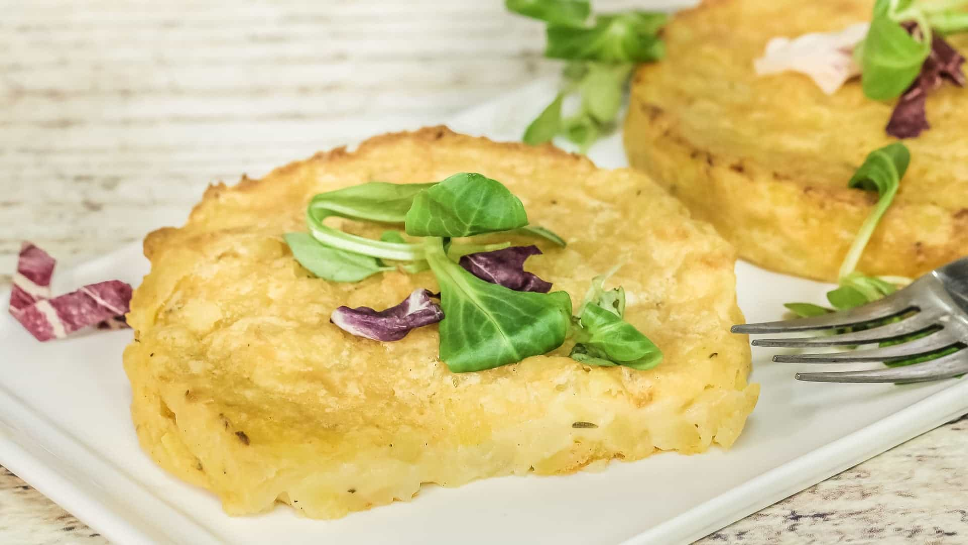 cucina sana: hamburger di patate