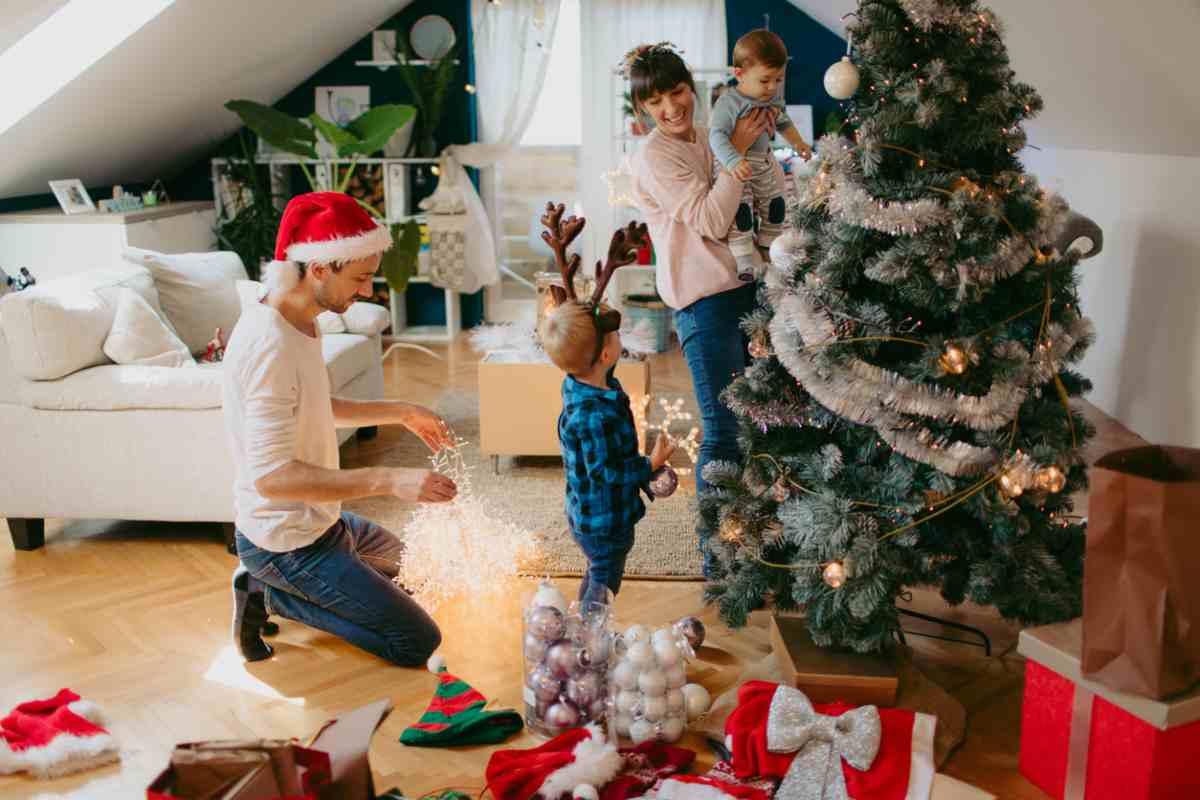 Addobbi Albero Natale.Come Addobbare L Albero Di Natale Segui I Consigli