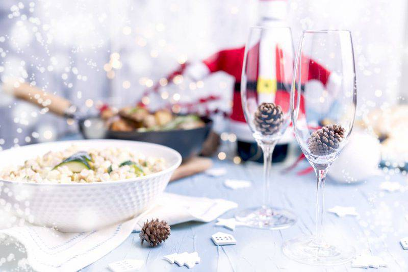 Pranzo di Natale 2019: il menu vegetariano