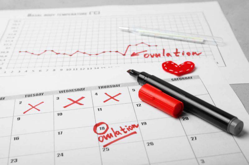perdi peso durante il ciclo mestruale