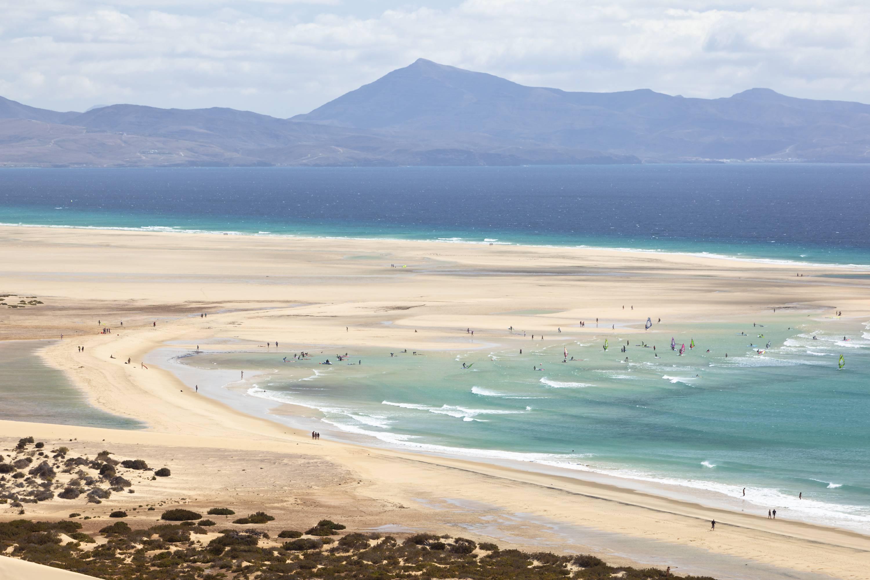 Natale al caldo: Fuerteventura