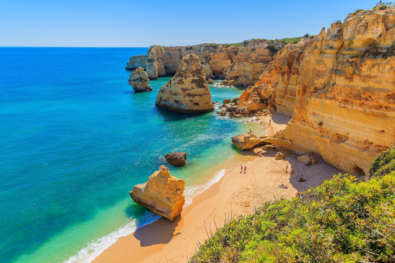 Natale al caldo: Algarve