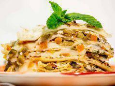 cucina sana: lasagne con verdure senza glutine