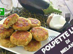 Cucina sana: polpette light di melanzane-VIDEO-
