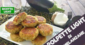 Cucina sana: polpette light di melanzane-VIDEO-