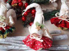 Diy: campanellini natalizi fai da te