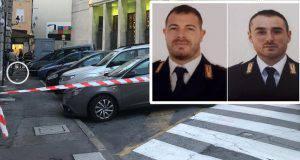poliziotti uccisi a Trieste