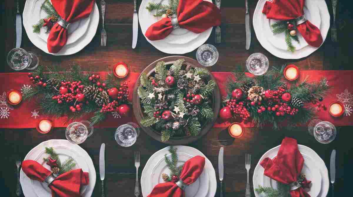 Pranzo di Natale 2020: il menu completo della tradizione