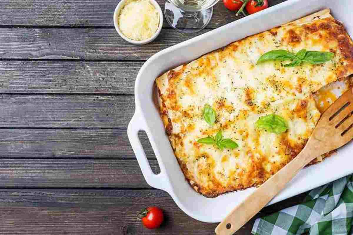 Come congelare la lasagna