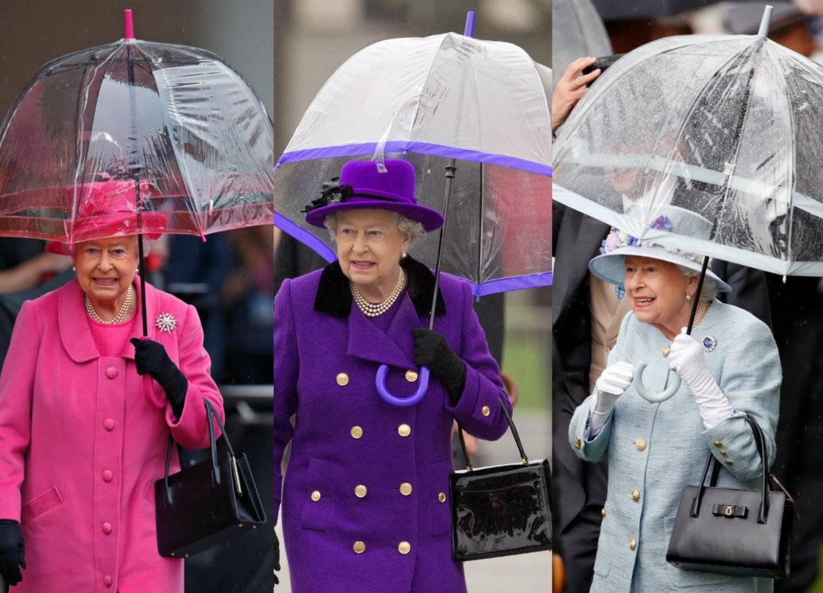 I segreti dell'armadio di Elisabetta II