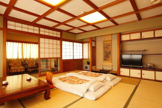 Dormire in un ryokan