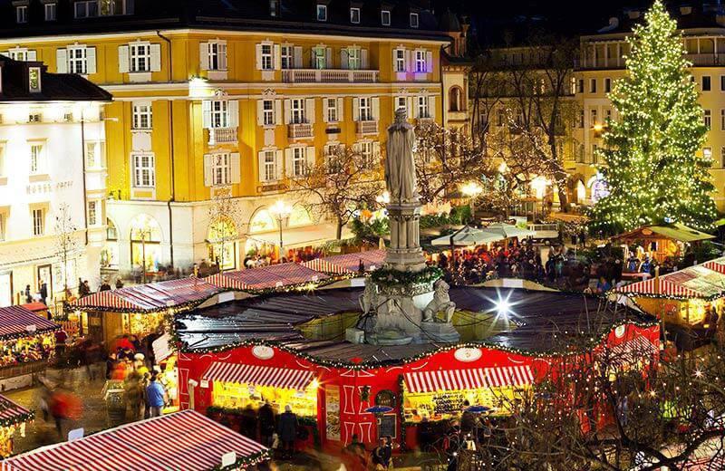 Mercatini di Natale in Italia: Bolzano