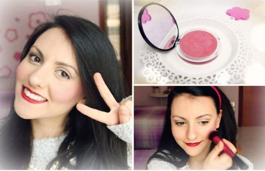 Makeup: blush in crema fai da te -VIDEO-