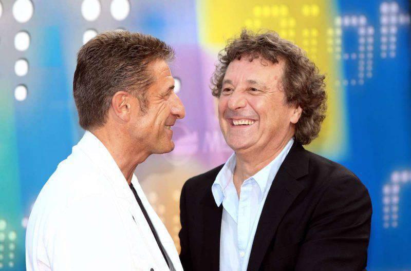 Greggio e Iacchetti sotto accusa, insulto sessista a Barbara D'Urso (Getty Images)