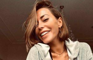 Karina Cascella sorridente